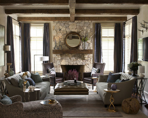 Rustic Glam Home Design Ideas Pictures Remodel And Decor
