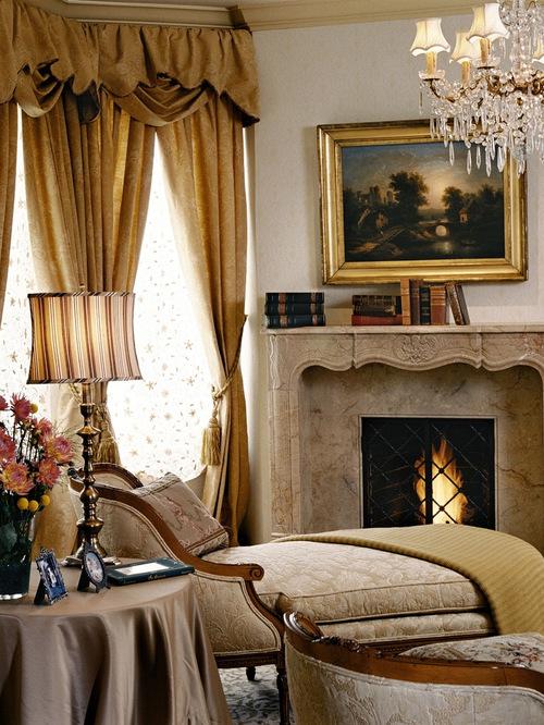 Best Swag Valances Living Room Design Ideas Remodel Part 56