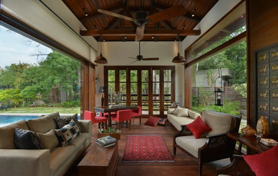 7 Indian Living Rooms That Blur the Lines Between Inside and Outside