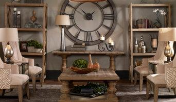 "Farmhouse ""Chic"" Living Room"