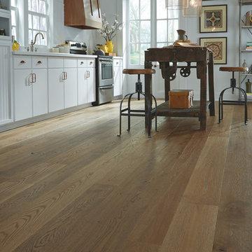 Farmhouse Collection - White Oak Flooring