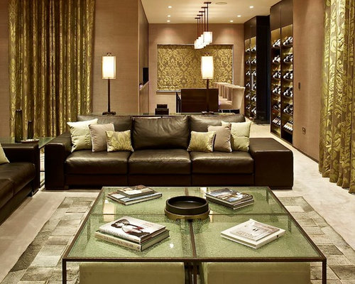 L Shaped Living Room Home Design Ideas Pictures Remodel