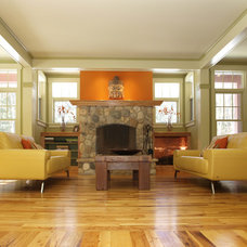 Contemporary Living Room by Joe Schutt – Unit Realty Group