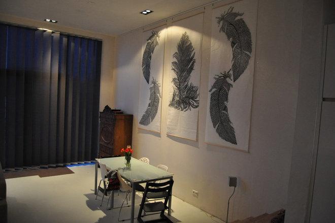 Modern Living Room by Mark Zuil