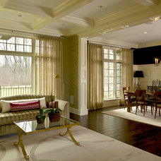 Traditional Living Room by LKH Design, Inc.