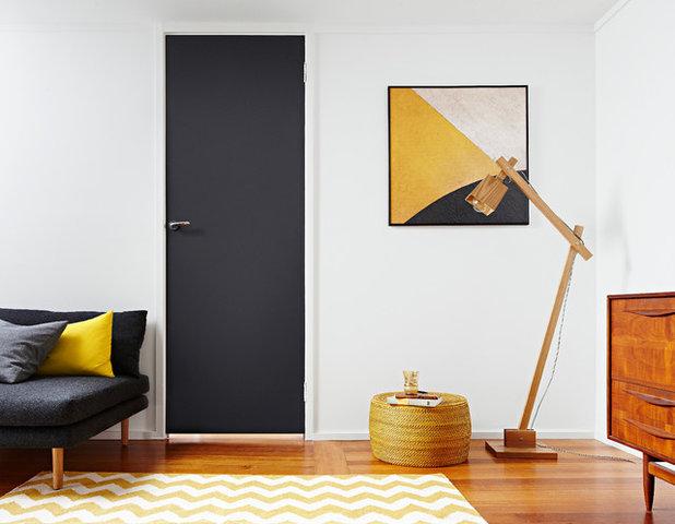 Klassisch Wohnbereich by Dulux Paint