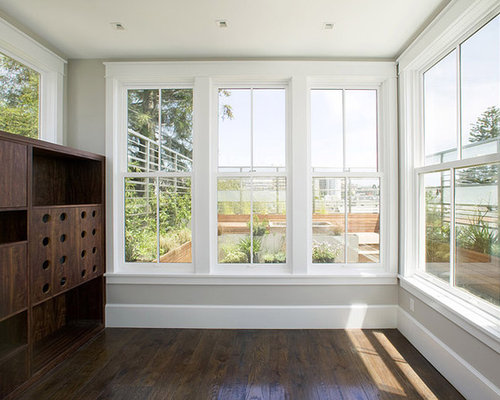 Traditional window trim ideas pictures remodel and decor Window styles for contemporary homes