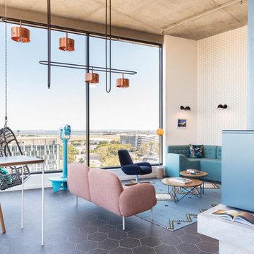Felix Hotel / Citadines Connect Sydney Airport