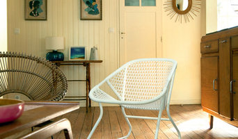 Fermob Outdoor from France: Sixties chair