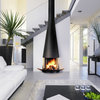 Alternative Ideas for Wood-Burning Fireplaces