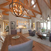 Houzz Tour: Comfy Cottage Style With an Industrial Touch