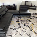 Sophisticated Suitor Modern Living Room Other By Z