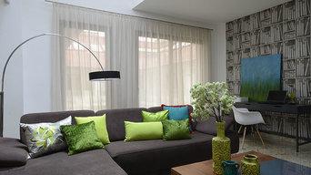 Finished Design Living room