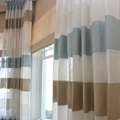 curtains by Finishing Touches