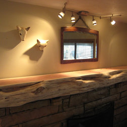 Fire Place mantles -