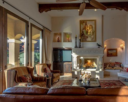 Best 30 Mediterranean Living Room Ideas Designs Houzz