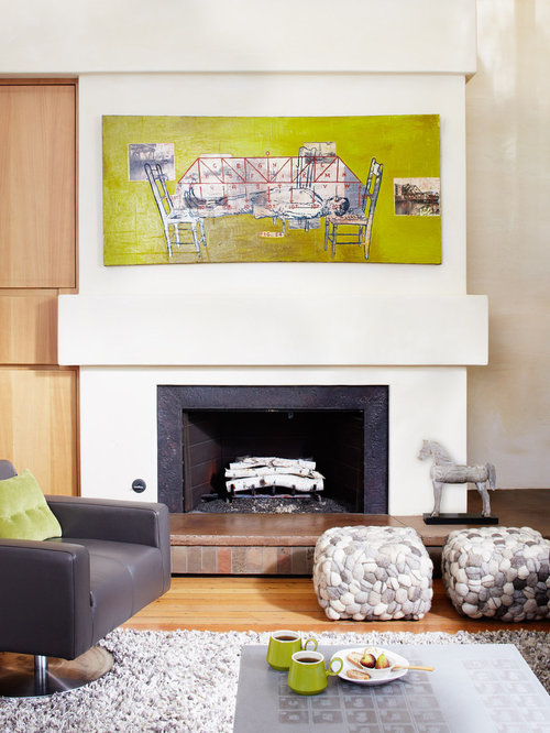 Firefighter Living Room Decor: Poof Seats Home Design Ideas, Pictures, Remodel And Decor