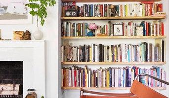 Fireplace and Bookshelf Design in Birmingham