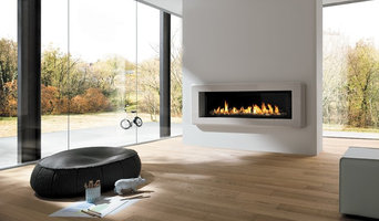 Fireplace by Maxwell Contemporary Fireplaces
