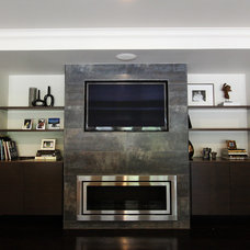 Contemporary Living Room by Kitchens of Diablo