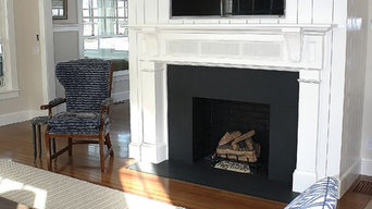 Fireplace Mantels & Benches