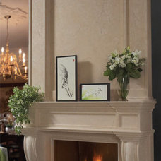 Traditional  by Omega Mantels of Stone