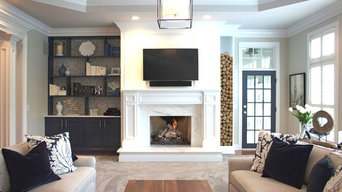 Fireplace Refinishing and Remodels