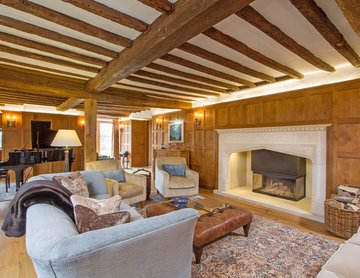 Fireplace Restoration, Chiddingfold, Surrey