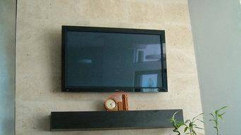Fireplace TV's