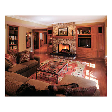 Fireplaces and Entertainment Centers