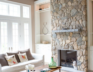 Fireplaces and Kitchen Accents