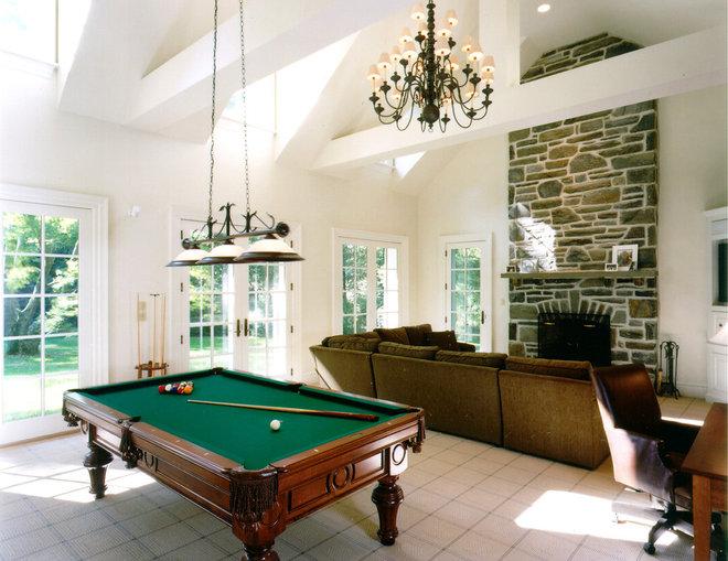 Traditional Living Room by Gardner/Fox Associates, Inc