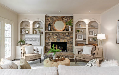 New This Week: 5 Stylish Living Rooms Without a TV