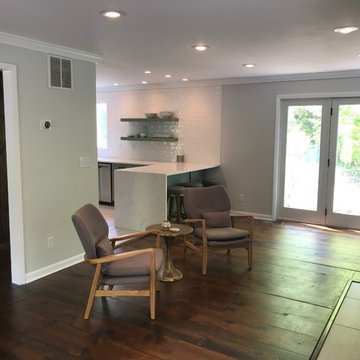 First Floor Remodeling