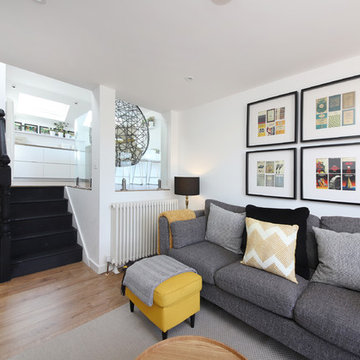 First-time makeover by young Nunhead couple