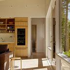 Fish Creek Compound Guest House Contemporary Kitchen