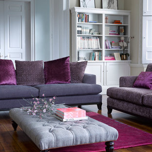 75 Most Popular Purple Living Room Design Ideas For 2019 Stylish