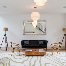 Eclectic Living Room by Chris Snook