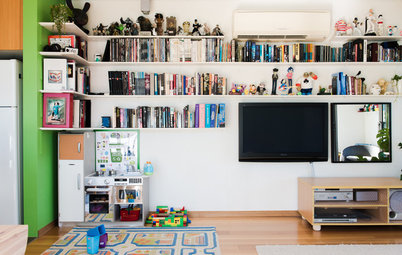 14 Spaces That Prove There's Always Room for Books