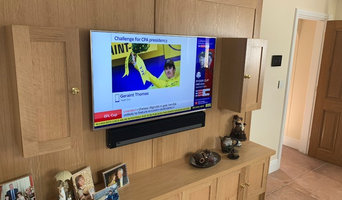 Flat Screen TV Hanging