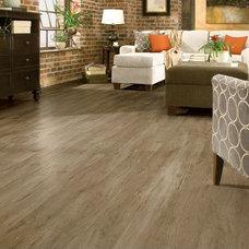 Contemporary Living Room by Build.com