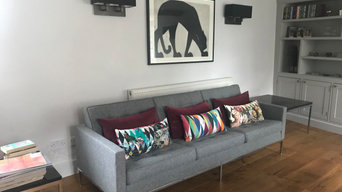 Florence Knoll / Sofa / Upholstery Project
