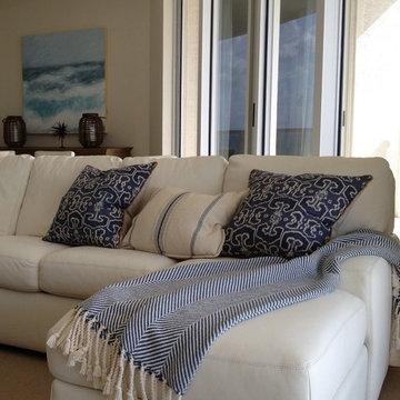 Florida Condo Living Room