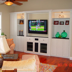 Florida Home Theater Cabinets
