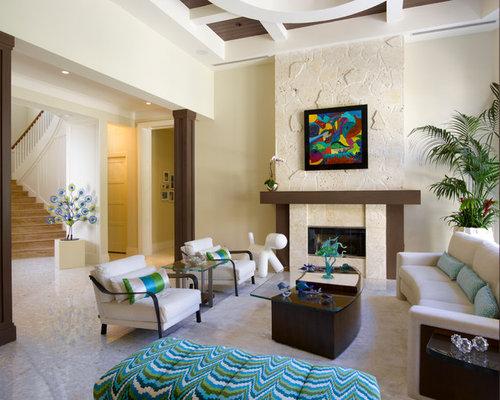 5 146 key west style living room design ideas remodel for Key west interior design