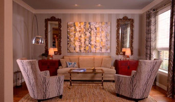 Flower Mound Formal Dining and Formal Living Design