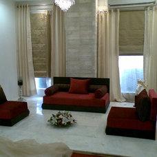 Asian Living Room For All