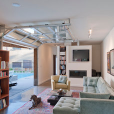 Contemporary Living Room by Urban Improvement Company