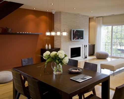 Burnt Orange Accent Wall   Houzz SaveEmail. Burnt Orange Living Room. Home Design Ideas