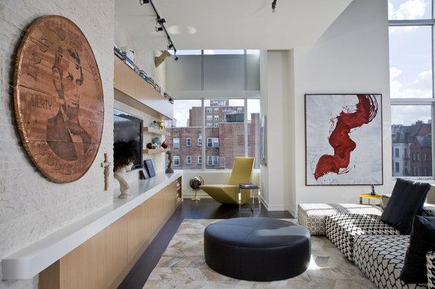 5 Homes That Spotlight Art